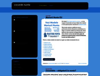 cocardenunta.wordpress.com screenshot