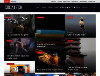 cocatech.com.br screenshot