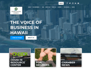 cochawaii.com screenshot