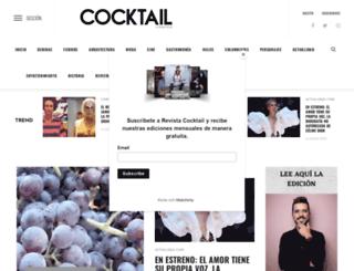 cocktail.pe screenshot