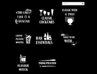 cocktailrevolution.com.au screenshot