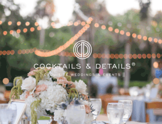cocktailsdetails.com screenshot
