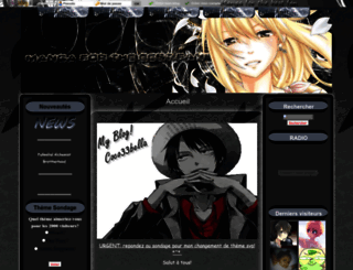 coco33bella.eklablog.com screenshot