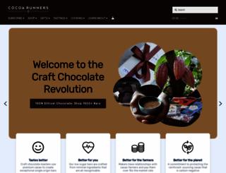 cocoarunners.com screenshot