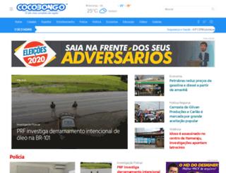 cocobongo.com.br screenshot