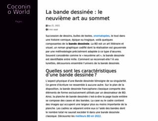 coconino-world.com screenshot