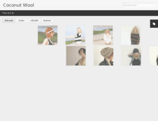 coconutwool.blogspot.com screenshot