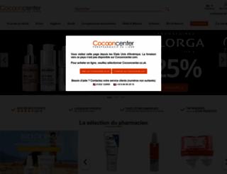 cocooncenter.com screenshot