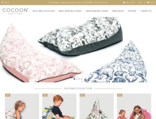 cocooncouture.com.au screenshot