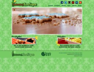 cocoonsboutique.blogspot.com.tr screenshot