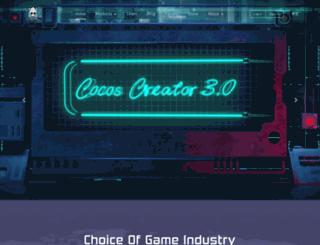 cocos2d-x.com screenshot