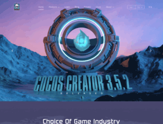 cocos2d-x.org screenshot