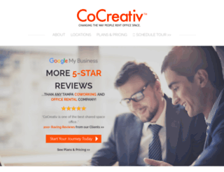 cocreativ.com screenshot