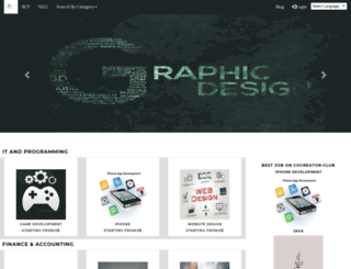 cocreatorclub.com screenshot