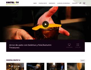 cocteltv.com screenshot
