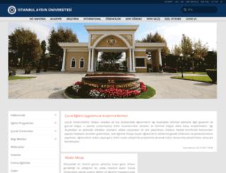 cocukuniversitesi.aydin.edu.tr screenshot