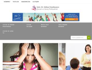 cocukvegenc.com screenshot