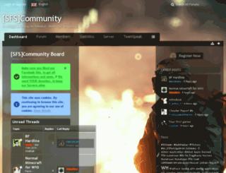 cod4-server.de screenshot