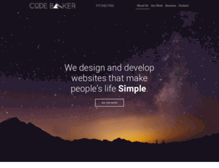 code-baker.com screenshot