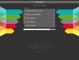 code-deblocage.fr screenshot