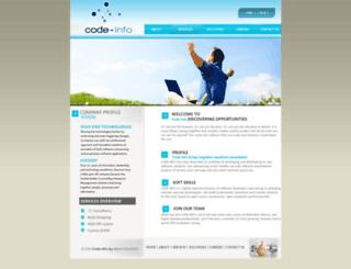 code-info.com screenshot