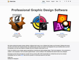 code-line.com screenshot