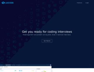 code.laioffer.com screenshot