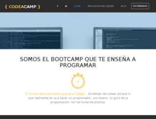 codea.mx screenshot