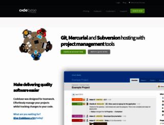 codebasehq.com screenshot