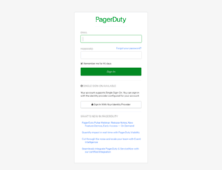 codecademy.pagerduty.com screenshot