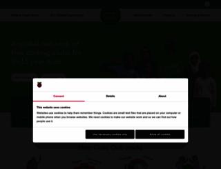 codeclub.org.uk screenshot