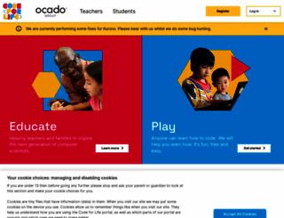 codeforlife.education screenshot