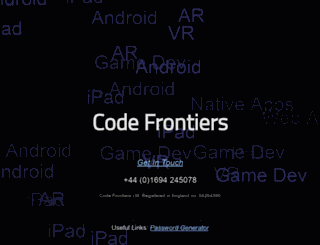 codefrontiers.com screenshot