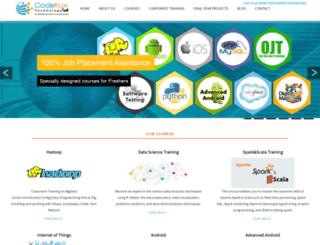 codefruxtechnology.com screenshot