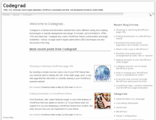 codegrad.hub.ph screenshot