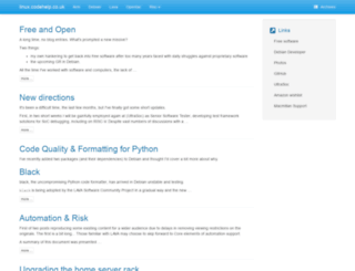 codehelp.co.uk screenshot