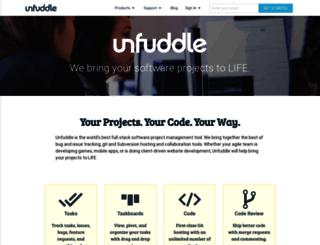 codehill.unfuddle.com screenshot