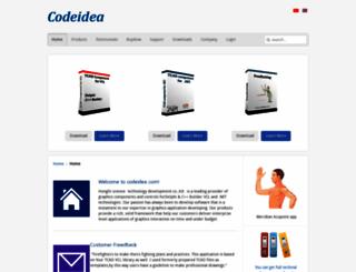 codeidea.com screenshot
