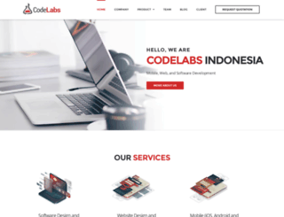 codelabs.co.id screenshot
