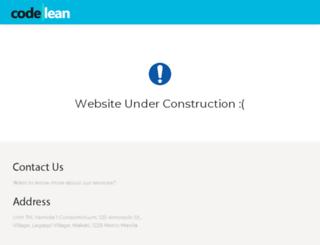 codelean.com screenshot
