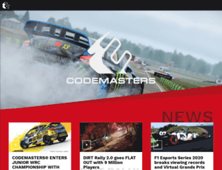 codemasters.nl screenshot