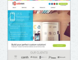codemen.com screenshot
