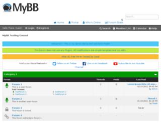 codemybb.tk screenshot