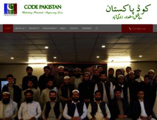 codepak.org screenshot