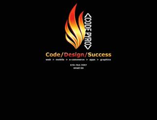 codepyro.com screenshot