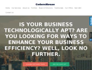 codershouse.co screenshot