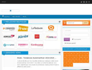 codes-de-reductions.com screenshot