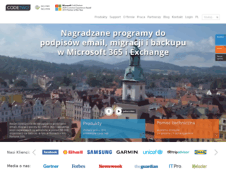 codetwo.pl screenshot