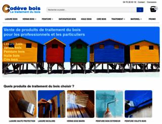 codeve.fr screenshot