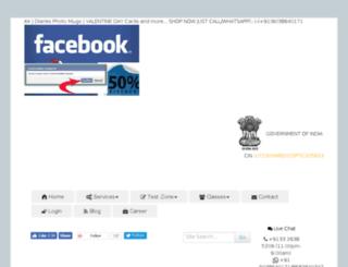 codevistainfotech.co.in screenshot